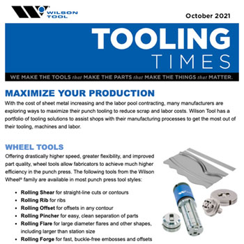 Tooling Times October 2021