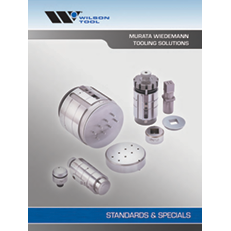 Murata Wiedemann Tooling Solutions Catalog