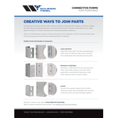 Connective Forms Flyer