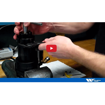 How to Change the Key Angle on a Quick Tap® Tapping Tool