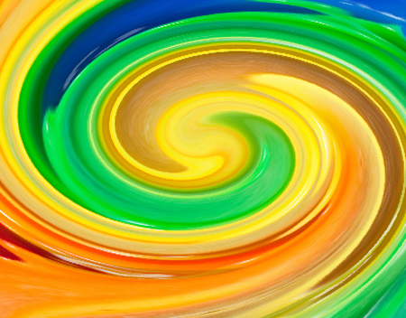 Swirl of Colors