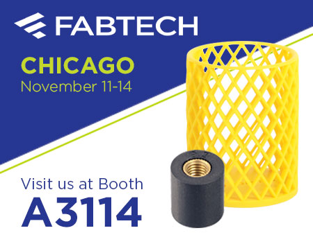 Wilson Tool Additive Products for FABTECH