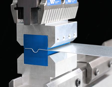 Wilson Tool Additive Press Brake Tooling in Machine