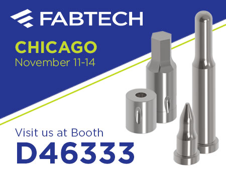 Stamping Tooling for FABTECH
